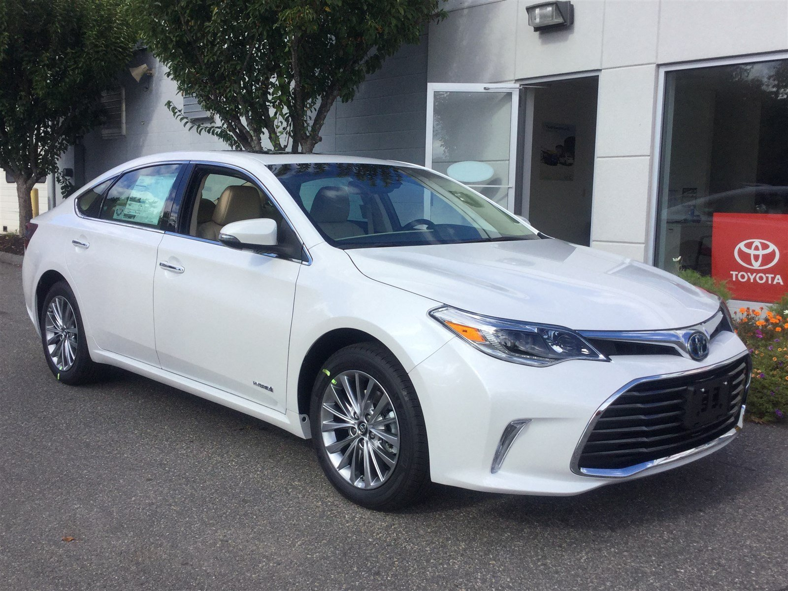 pre owned 2016 toyota avalon hybrid limited 4d sedan in. Black Bedroom Furniture Sets. Home Design Ideas